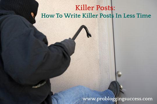 Killer-post