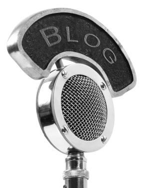 guest blog mic