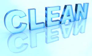 Clean blog design