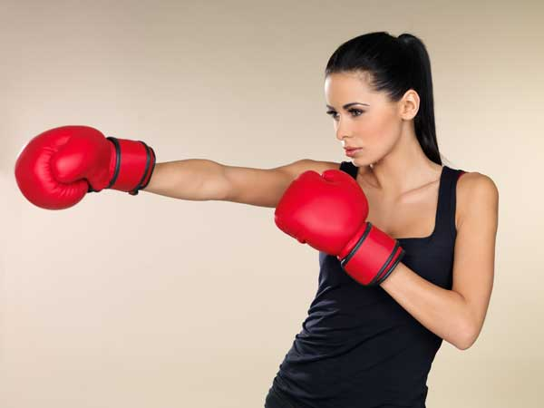 Successful bloggers are unbeatable fighters