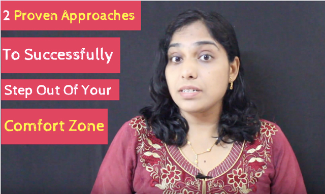 How To Successfully Step Out Of Your Comfort Zone