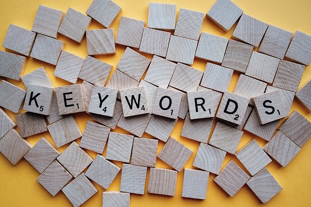 Brand and keyword anchors